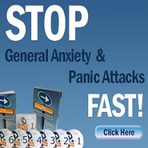 Stop Anxiety Panic Attacks and Phobias